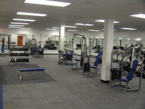 Gyms like this can be found across the country.