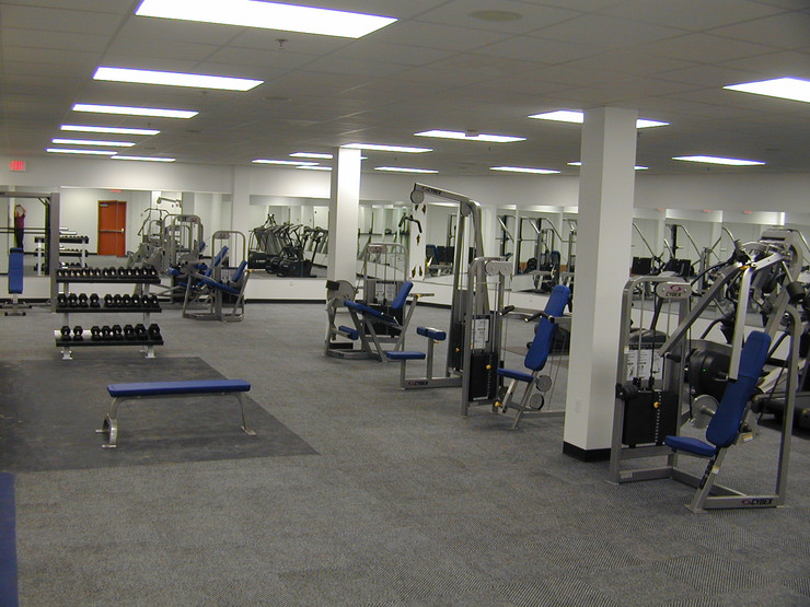 for flooring designs what s best commercial solution floors your gym the carpet pin