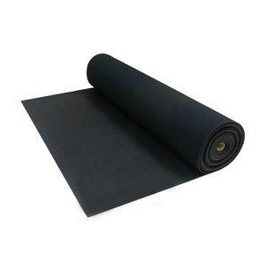 This roll can easily be installed with tape