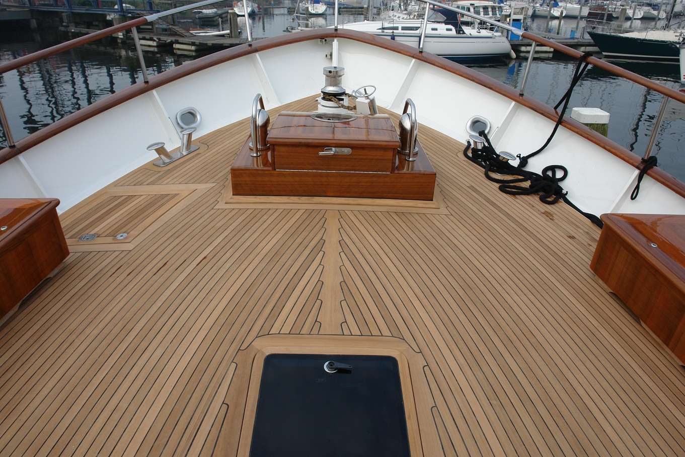 Why Use Rubber Mats On Boat Decks Flooring Blog