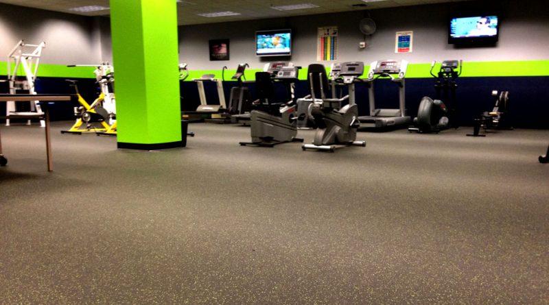 Gym Floor Rubber Mats - RubberCal