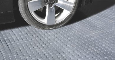 Garage Floor Mats - RubberCal