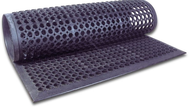 Anti-Slip Floor Mats - RubberCal