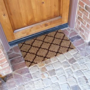 Click the image above to view our wide selection of natural coir doormats!