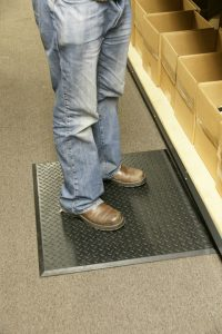"""Click the image above to view the product description for """"Foot Rest"""" Anti-Fatigue Mats!"""