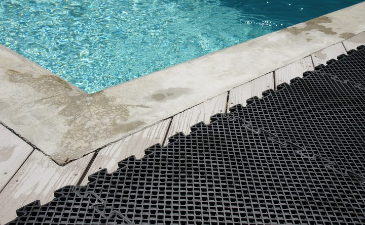 Click the image above to check out some of our drainage mats!