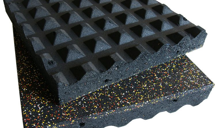Rubber Playground Tiles: Ideal Safety Surfacing